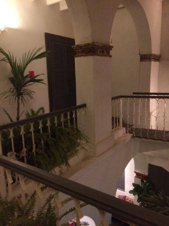 Siki Hotel: patio