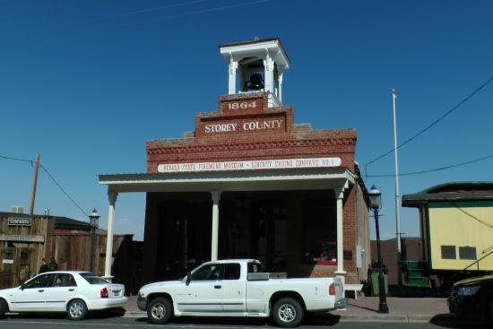 Liberty Engine Company No. 1 Comstock Firemen's Museum