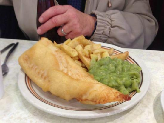 how to make fish and chip shop chips