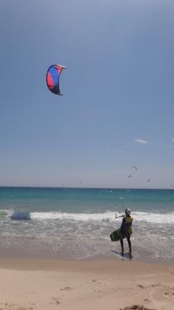 Costa de la Luz, İspanya: Playa de Los Lances