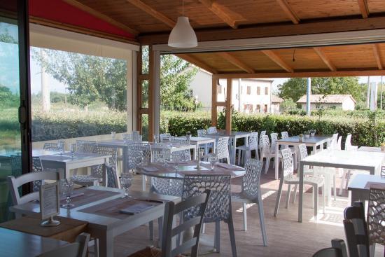 Veranda scorci - Picture of Mezzodi - Caffe & Cucina, San Giovanni ...