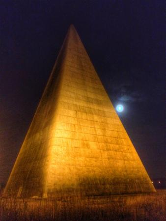 Pyramid of Hunger