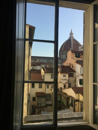 B&B Residenza della Signoria: View from room # 7 :)