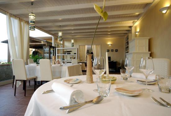 Locanda Belvedere: ristorante