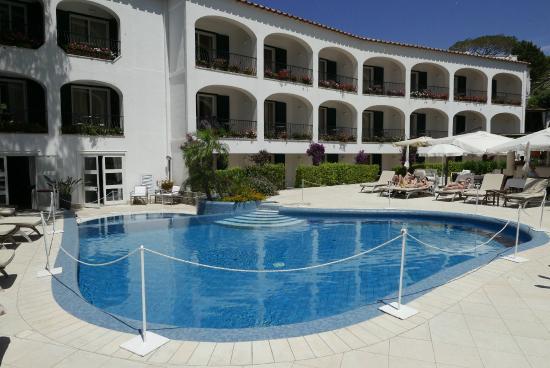 Hotel della Piccola Marina: Pool & Hotel