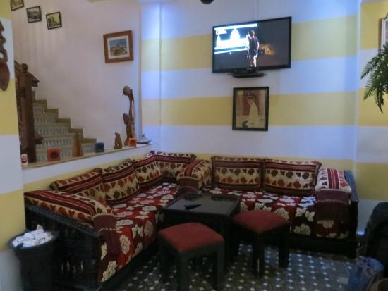 Riad Inna : Salon