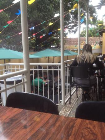Bar E Restaurante Da Praca
