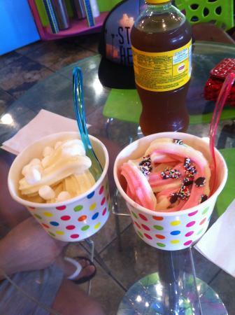 I Dream of Yogurt: Glaces