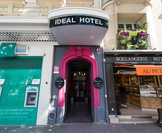 IDEAL HOTEL DESIGN - UPDATED 2018 Prices & Reviews (Paris, France ...