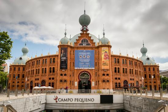 Campo Pequeno Lisbon  All You Need To Know Before You Go With Photos Tripadvisor