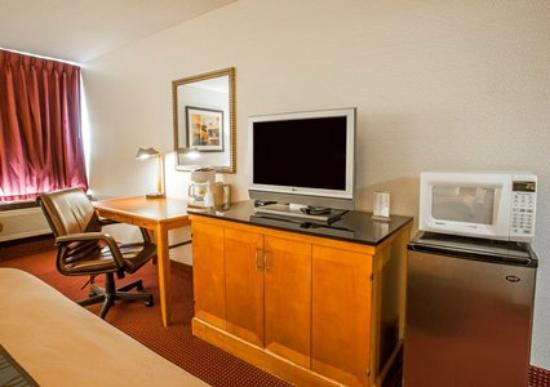Econo Lodge Buckley: Room