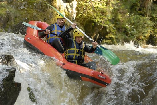 AN Rafting Morvan