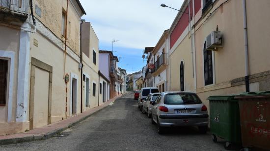 Madroñera, España: Calles