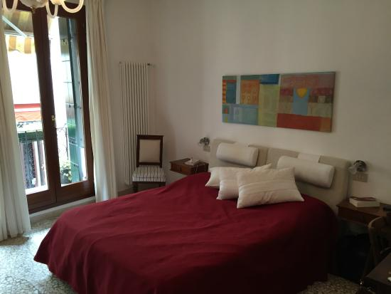 Al Teatro Bed & Breakfast: Amber Room