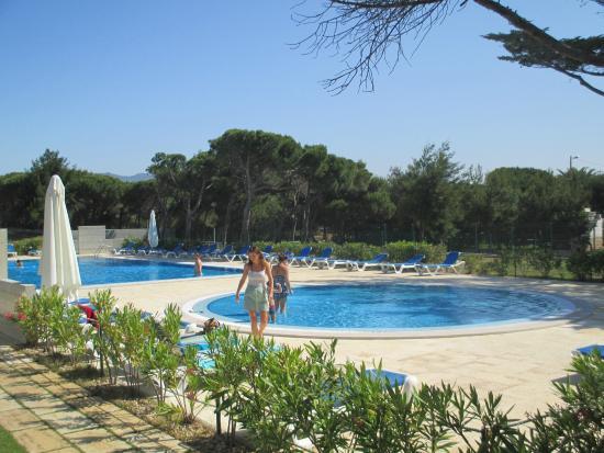 Orbitur Guincho: piscina