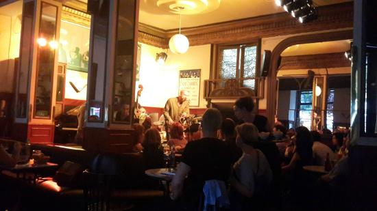 Central Cafe: На концерте