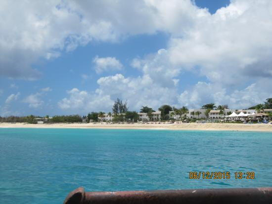 Simpson Bay, St. Maarten-St. Martin: Baie Longue from the Passaat