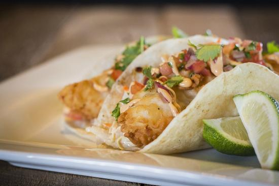 Baker's Crust Artisan Kitchen: Fish Taco - Street Taco Wednesdays