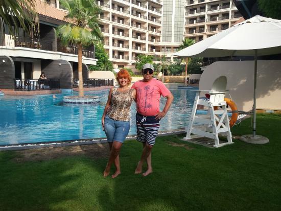 Anantara The Palm Dubai Resort: анантара