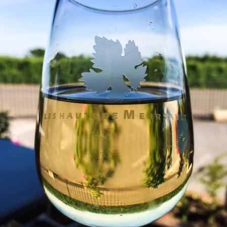 Hotel Les Hauts de Meursault: An excellent, refreshing Meursault by the glass