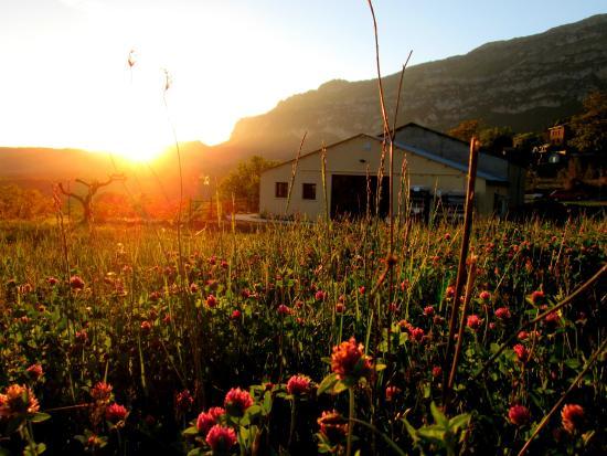 La Cabezonada, Испания: Atardeceres de ensueño en nuestra terraza