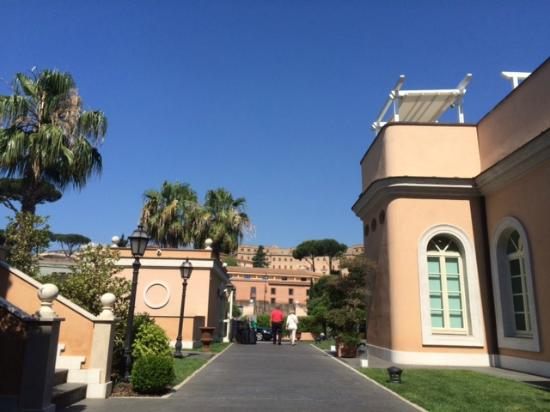 D picture of gran melia rome rome tripadvisor for Rome gran melia hotel