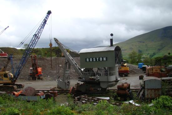 cool machines picture of threlkeld quarry and mining museum