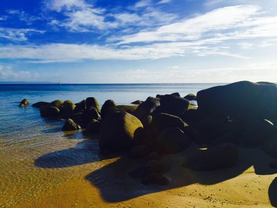 "Tides Reach Resort: Known as "" The Garden Island"""
