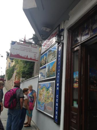 Walkabout Travel Istanbul / Day Tours: Recommended