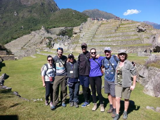 Chakana Tour Peru: The HIGHLIGHT of our trip..Incredible Machu Picchu