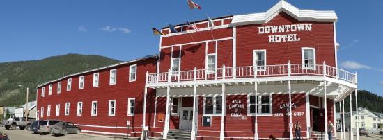Canadas Best Value Inn - Downtown Hotel: 1