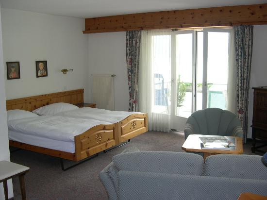 Hotel Seiler au Lac: Room occupied by Young couple !