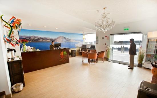 Tierra Viva Puno Plaza Hotel: Lobby