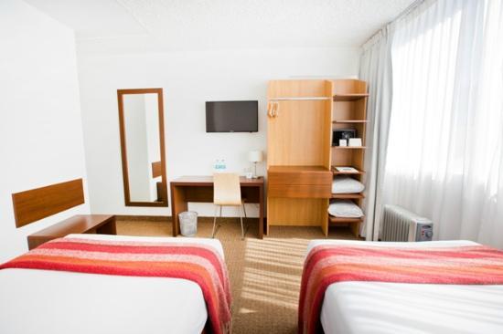 Tierra Viva Puno Plaza Hotel: Room