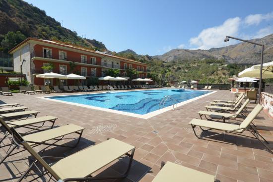 Diamond Naxos-Taormina : Pool