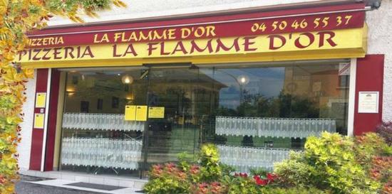 La Flamme D'Or
