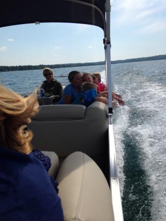 Bellaire, MI: A must do, on Torch Lake!