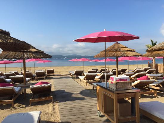 Feux d 39 artifice picture of havana plage sainte maxime - Cafe de france sainte maxime ...