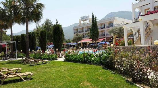 Altinkaya Holiday Resort: Grounds
