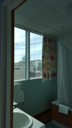Curtains Ideas curtains cardiff : Blankets used as curtains! - Picture of The Big Sleep Hotel ...