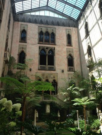 Museum Court Yard Picture Of Isabella Stewart Gardner