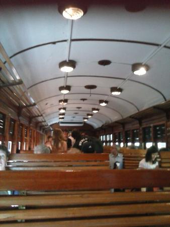 Tren de la Fresa: Estos tienen más clase, algunos.