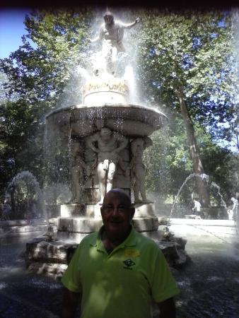 Tren de la Fresa: Aranjuez