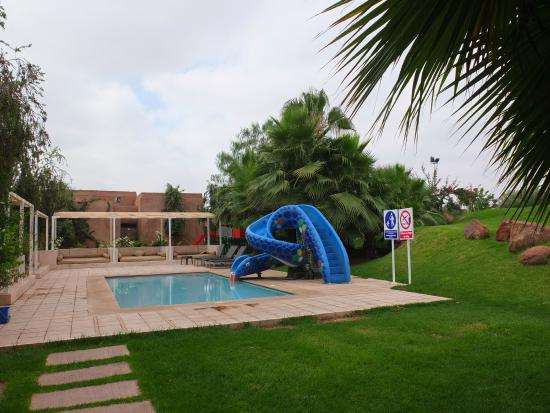 Piscine picture of kenzi club agdal medina marrakech for Piscine club piscine
