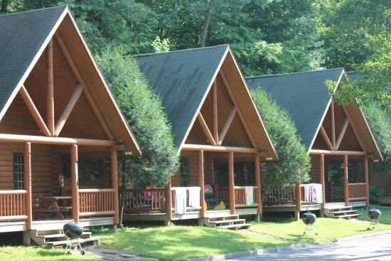 Cedar Lodge & Settlement: Log Cabins rentals