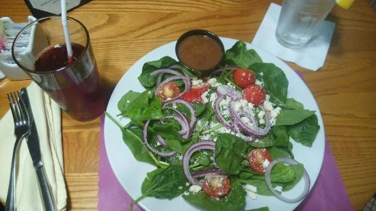 Sheraton Eatontown Hotel: Good food for vegetarians - nice flexibility