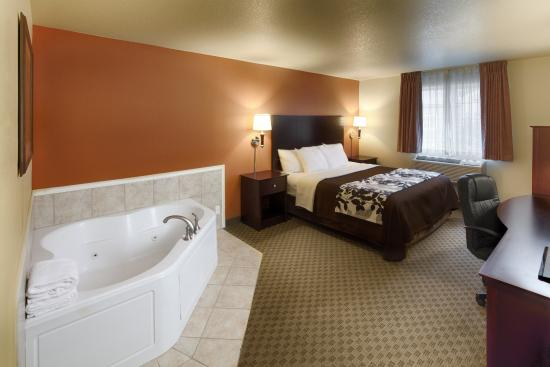 Eugene, OR: Hotel Guest Room