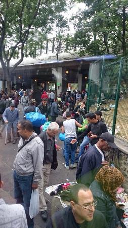 写真ibis budget Paris Porte de Montmartre枚