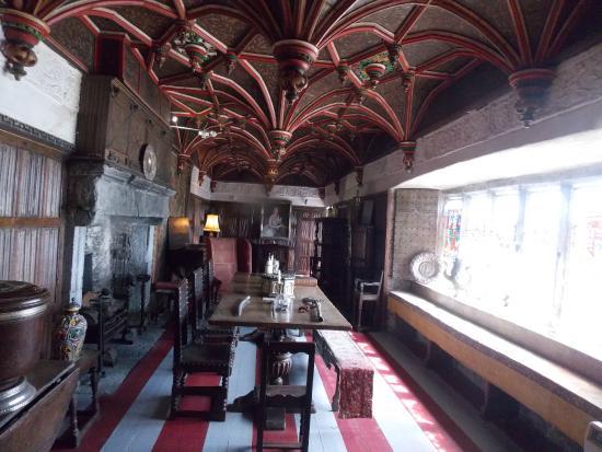 Solar Room in Castle - Изображение Bunratty Castle, Банрэтти