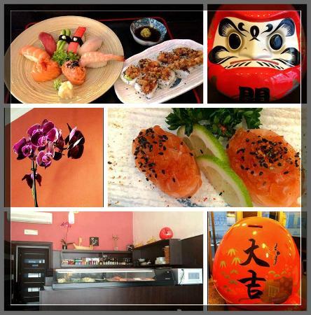 Porta fortuna foto di sushi li milano tripadvisor - Foto porta fortuna ...